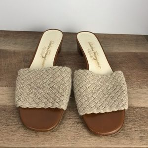 Salvatore Ferragamo Sandals Size 7